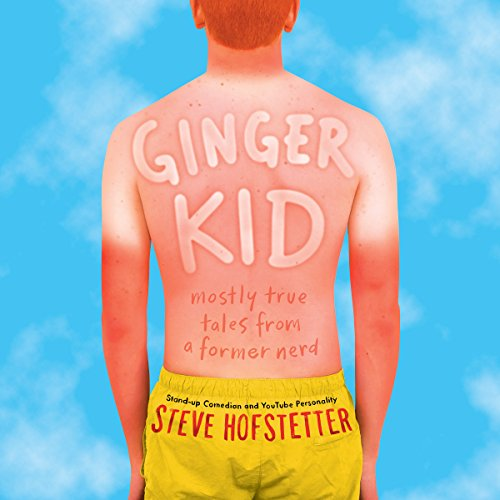 Ginger Kid cover art