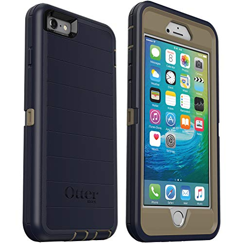 OtterBox Defender Series Rugged Case for iPhone 6s PLUS & iPhone 6 PLUS - Case Only - Non-Retail Packaging - Dark Lake - With Microbial Defense