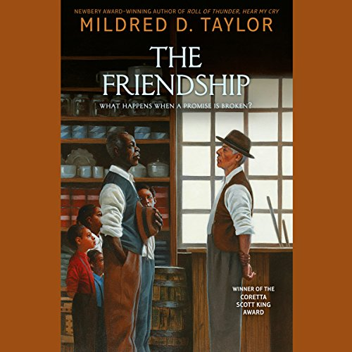 The Friendship audiobook cover art