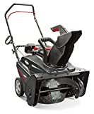 Briggs & Stratton 1696509 Single Stage Snow Thrower with 750 Snow Series 163cc...