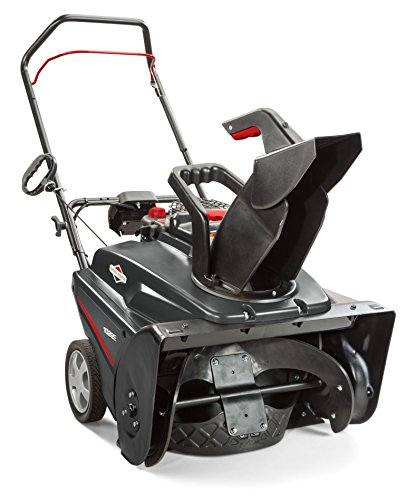 Our #5 Pick is the Briggs & Stratton 208 cc Snowblower