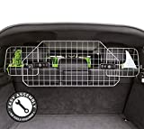 Dog Barrier for SUV's, Cars & Vehicles, Heavy-Duty - Adjustable Pet Barrier, Universal Fit