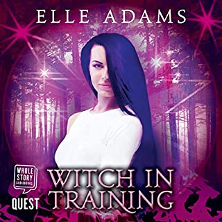 Witch in Training cover art