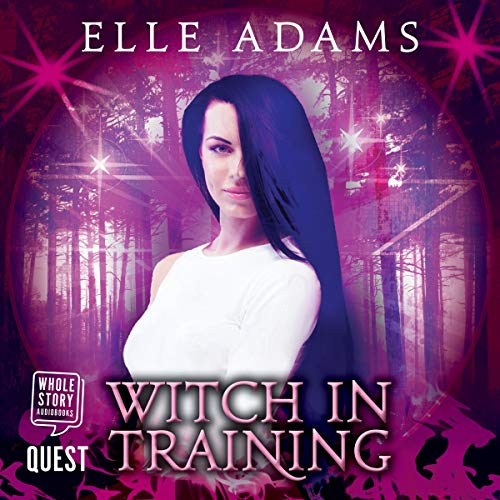 Witch in Training     Blair Wilkes Mysteries, Book 2               By:                                                                                                                                 Elle Adams                               Narrated by:                                                                                                                                 Eilidh Beaton                      Length: 6 hrs and 10 mins     5 ratings     Overall 4.2