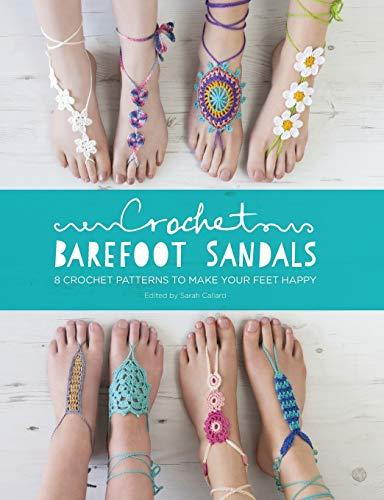 crochet feet jewelry - 2