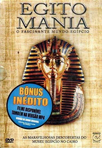 Egito Mania - O Fascinante Mundo Egípcio