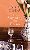 Ein Sonntag mit Elena: Roman von Fabio Geda