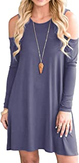 Best cold shoulder tunic dress Reviews