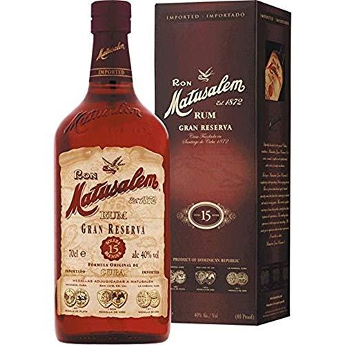 Gran Reserva 15 Jahre - Rum Matusalem 40 ° - Bouteille (75 cl)