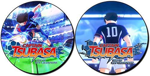 MasTazas Captain Tsubasa Rise of New Champions Dessous sous-Verres x4 Coasters