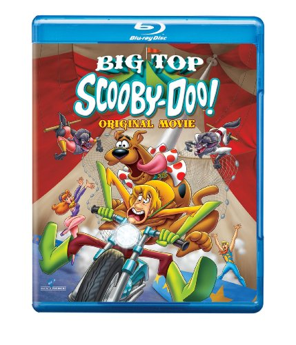 Big Top Scooby-Doo! [Blu-ray]