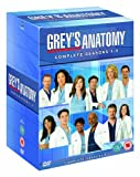 Grey's Anatomy - Seasons 1 - 5 [Reino Unido] [DVD]