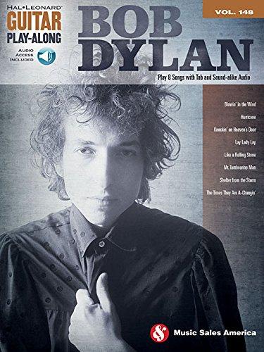 Guitar Play-Along Vol.148 Bob Dylan + Cd