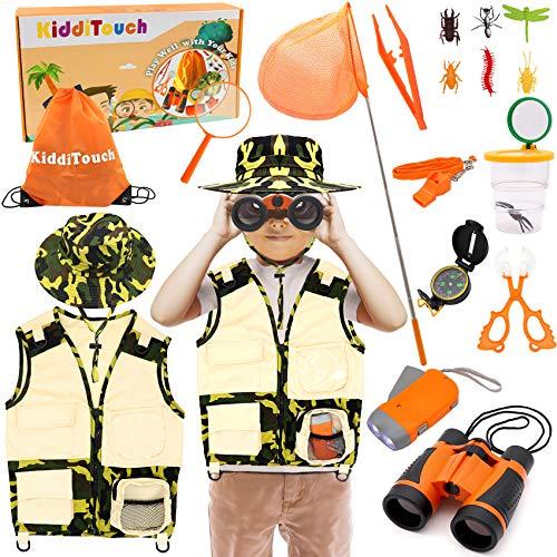 18pcs KiddiTouch Kids Explorer Kit Only $10.00 (Retail $49.99)