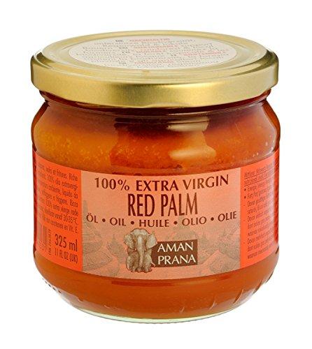 Amanprana Rotes Palmöl, nativ (325 ml) - Bio