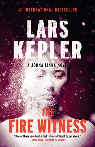 Image of The Fire Witness: A novel (Killer Instinct)