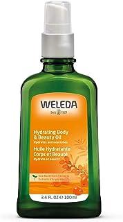 Weleda Travel Sea Buckthorn Body Oil, 0.34 Ounce (Pack of 5)