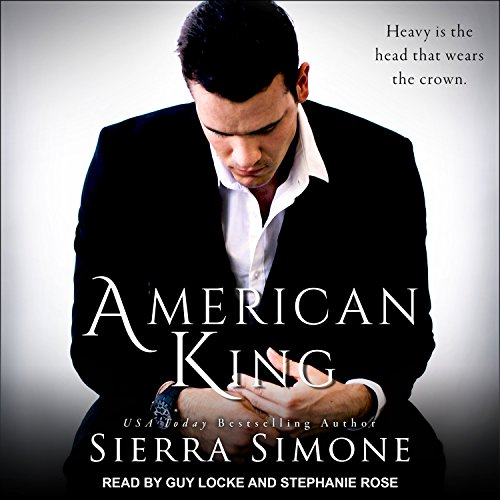 American King audiobook cover art
