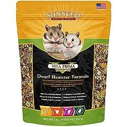 10 Best Hamster Foods (September 2019 Reviews)