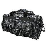 Mens Large 30' Inch Duffel Duffle Military Molle Tactical Cargo Gear Shoulder Bag