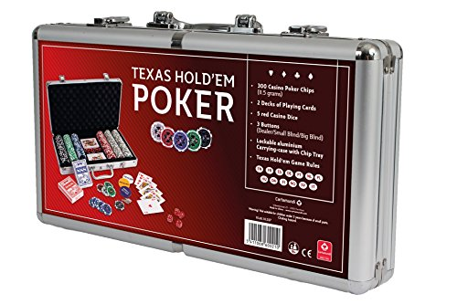 Cartamundi 106010337 - Entry Poker Set