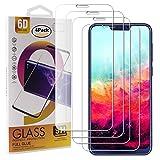 Guran 4 Paquete Cristal Templado Protector de Pantalla para Cubot P20 Smartphone 9H Dureza Anti-Ara?azos Alta Definicion Transparente Película
