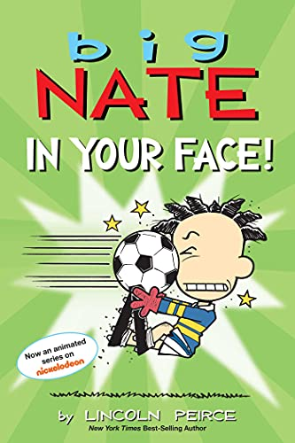 Big Nate: In Your Face! (Volume 24)の詳細を見る