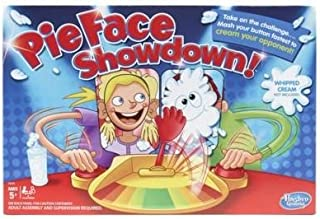 Hasbro Hasbro Pie Face Showdown C0193 Mystery Games  6 - 9 Years,Multi color