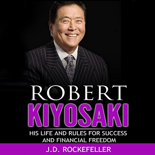 Robert Kiyosaki audiobook cover art