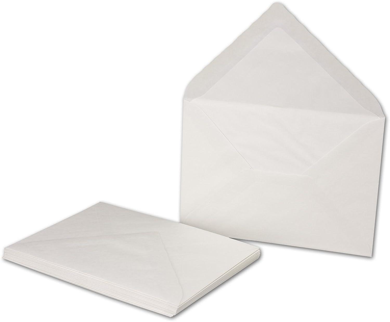 500 x Briefumschläge weiß - DIN C6 - mit gehämmerter Oberfläche, gefüttert mit Seidenpapier - 80 g m² - 162 x 114 mm - Nassklebung B07CGRKLNG   Schenken Sie Ihrem Kind eine glückliche Kindheit