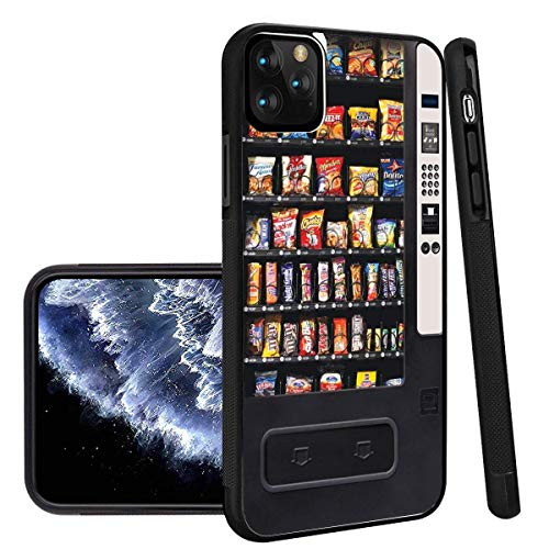Deal Market LLC -Funny Vending Machine - Hard Rubber Phone case Compatible with Apple iPhone 12 Pro Max (2020 Model)