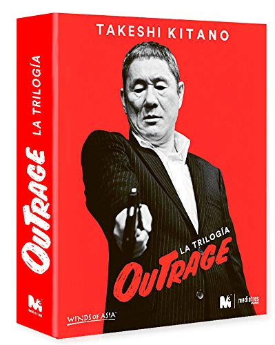 Outrage. La trilogía [Blu-ray]