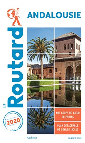 Guide du Routard Andalousie 2020