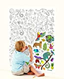Verde Giant Eco Coloring Poster   Fun...