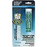 PC Products PC-Marine Epoxy Putty, 2oz Stick, White (25567)