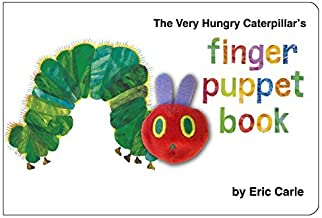The Very Hungry Caterpillar Finger Puppet Book by Eric Carle (2010-03-04)