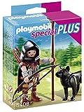 PLAYMOBIL Especiales Plus - Caballero del Lobo (5408)