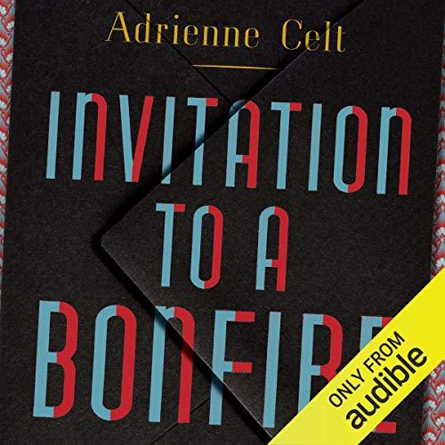 Invitation to a Bonfire audiobook cover art