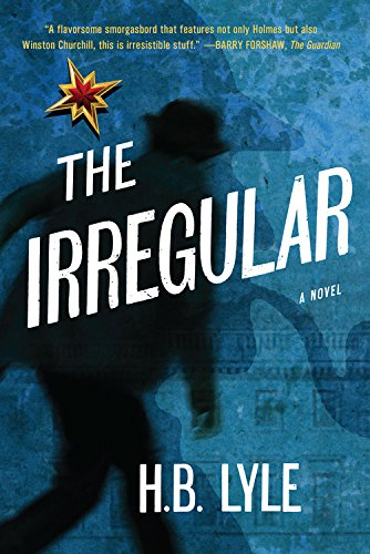 Image of The Irregular: A Different Class of Spy (The Irregular (1))