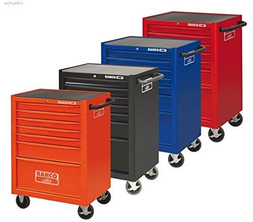 Bahco Werkstattwagen mit 7 Schubladen