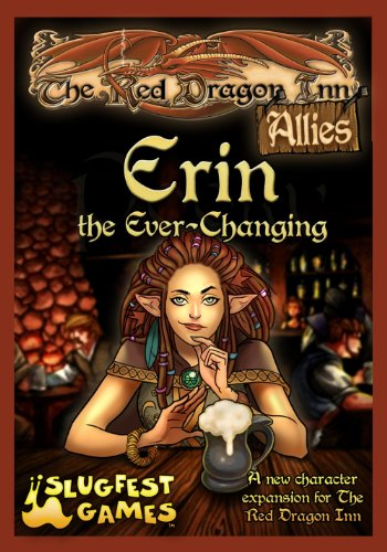 Red Dragon Inn - Allies - Erin the Ever - Changing - Red Dragon Inn N - A - version anglaise