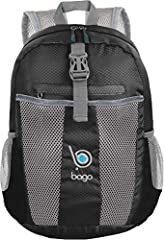 WATERPROOF ALL-AROUND TRAVEL BACKPACK/HIKING BACKPACK: Fabric protects against moisture. Use this foldable backpack for fishing, hunting and camping trip. Carries paraphernalia for military, tactical, survival or shooting range training. Use as an at...