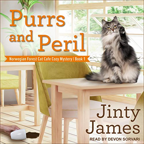 Purrs and Peril cover art