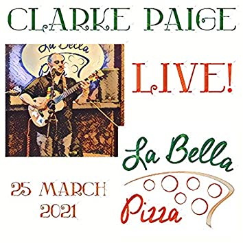 Live at La Bella Pizza(25 March 2021)