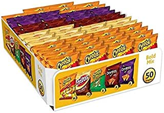 Frito-Lay Bold Mix Variety 50 Count TYH! (Bold Mix, 50 Count,)