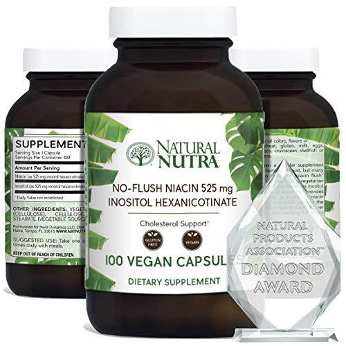 Natural Nutra No Flush Niacin review