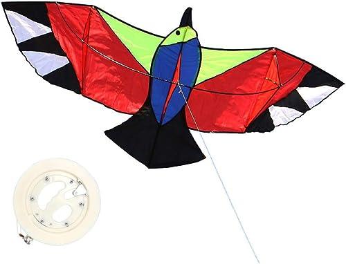 TYD.L Drachen J-062 Brise Leicht Zu Fliegen Langlebig Kind Erwachsener Haiyan-Drachen Verwendet Für Im Freien Park Strand 1,8 · 1,3 MM Leitungsl e 100M   300M   400M   700M