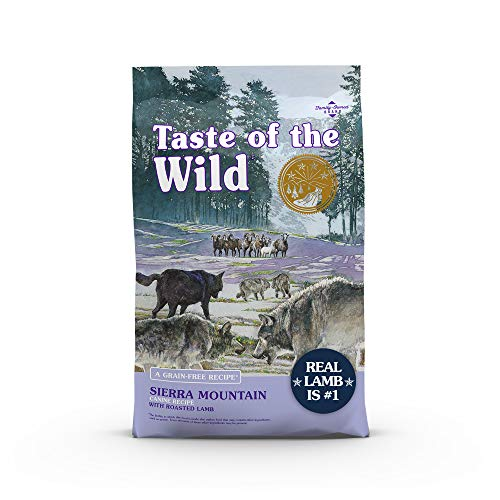 Taste of the Wild Dry Dog Food With Roasted Lamb