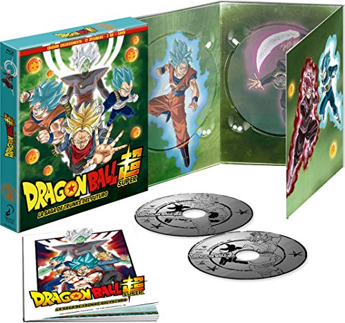 Dragon Ball Super Box 5 Blu-Ray Edición Coleccionistas [Blu-ray]
