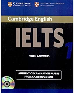 NEW Cambridge Practice Tests for IELTS 1 Self-Study Edition by Vanessa Jakeman A (IELTS) [Paperback] [Jan 01, 2007] Cambri...